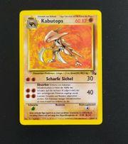 Pokemon Karte Kabutops 24 62