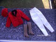Barbie Modepuppen Outfits mit Schuhen