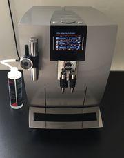 Jura 15038 J90 Brilliantsilber Espresso