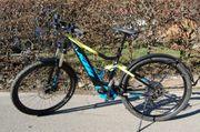 E Bike MTB Fully KTM