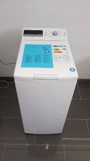 Bosch Toplader Waschmaschine 40cm breit