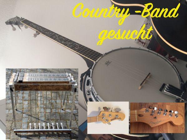 Suche Countryband oder Hobbymusiker für