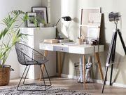 Schreibtisch weiß 120 x 55