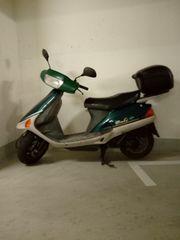 Motorroller Honda Bali Oldtimer von