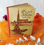 altes Märchenbuch Sagen und Geschichten