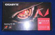 Noch verpackt Gigabyte Radeon RX