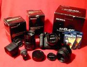 Bronica RF 645 Mittelformat Kamera
