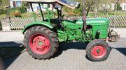 Traktor Ackerschlepper Deutz 3005