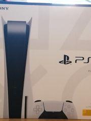 Sony Playstation 5 PS5 Laufwerk