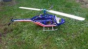 Rc hubschrauber Bell 206