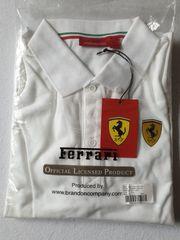 Original Ferrari Shell Polo Shirt