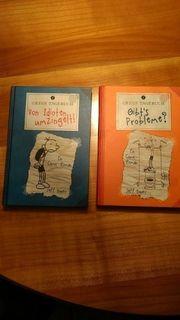 Gregs Tagebuch 1 und 2