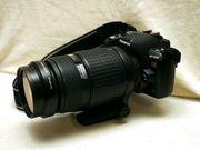 Olympus E-510 Digital-SLR mit Zuiko