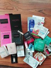 Proben Kosmetik Beauty Pflege