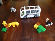 Lego Duplo Safari Bus 10502