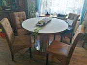 Esstisch Stühle Tisch ausziehbar Esszimmer