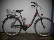 28-Zoll-Damenrad groß 7-Gang Nabenschaltung Nabendynamo