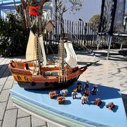 Playmobil großes Piratenschiff