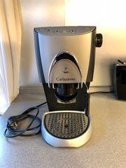 Cafissimo Kaffeemaschine mit Milchaufschäumer Kapselmaschine
