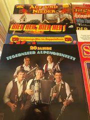 30 Schallplatten