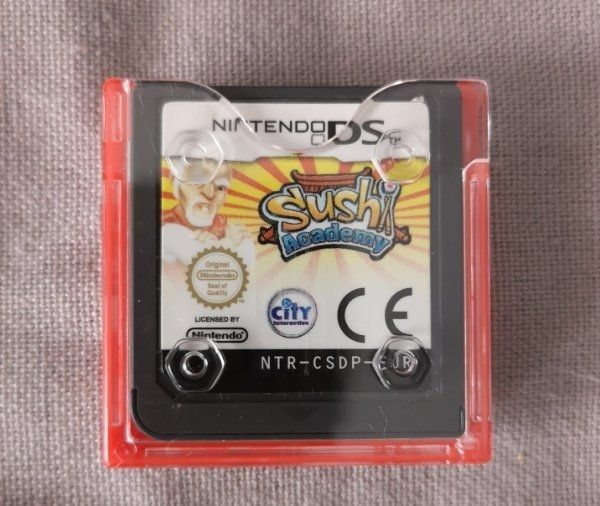 Sushi Academy Nintendo DS 2DS