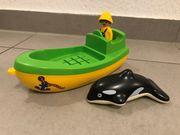 Playmobil 123 - 6739 Fischerboot mit