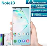 Smartphone Note 10 6 8