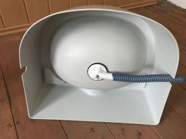 Medizinische Hilfsmittel, Rollstühle - Alltagshelfer Haarwaschwanne Kopfwaschbecken