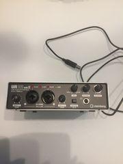 Steinberg UR22 MK2 Audiointerface wie