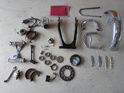 Honda 500 four Teile