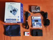 Digitalkamera SONY DSC-W55 Cyber-Shot