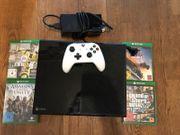 XBOX ONE 4 Games und