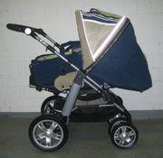 Kombi - Kinderwagen neuwertig