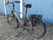 Gazelle Chamonix T24 Herren-Trekking-Rad - Neuwertig