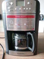 Klarstein Kaffeemaschine mit Mahlwerk