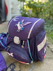 Schulranzen Büchertasche StepByStep 5teiliges Set
