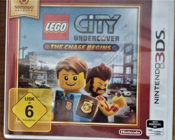 LEGO City Undercover für Nintendo