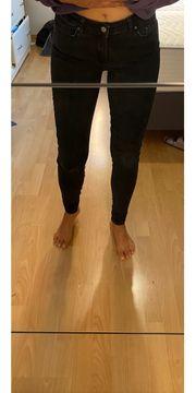 Damen Jeans von Pieces Gr