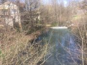 Freizeitgrundstück mit See in Ebersbach