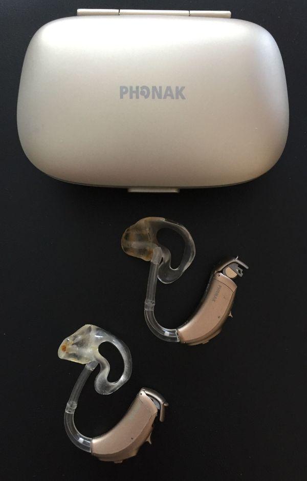 Hörgeräte Phonak Vitus BTE - P