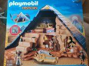 Playmobil Pyramide des Pharao Ägypten