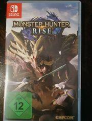 Nintendo Switch Spiel Monster Hunter