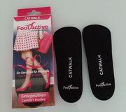 FootActive CATWALK - High Heel- Einlegesohlen