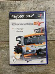 Evolution GT PS2 Spiel