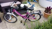 Mädchen Fahrrad 20 Zoll Pegasus