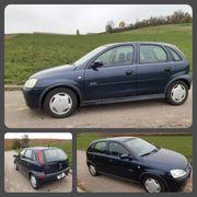 Verkaufe Opel Corsa-C Baujahr 2001