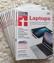 Stiftung Warentest test-Zeitschriften Jahrgang 2019