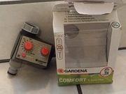 Gardena Bewässerungssteuerung für Rasenanlagen