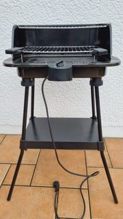 Grill Stand- oder Tischgrill