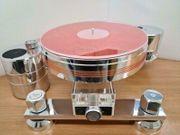 Acoustic Solid Plattenspieler Einzelstück